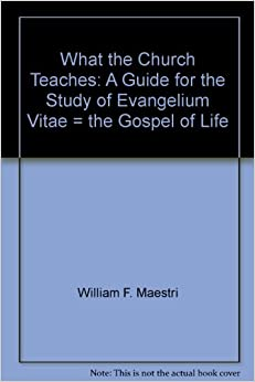 evangelium vitae or the gospel of life essay Here are some questions to guide you through a study of pope john paul ii's encyclical, the gospel of life (evangelium vitae) you can find the text here: gospel of life.