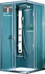 Alu Duschpaneel Duschsäule Duschset mit Schlauchanschluss 039  BaumarktÜberprüfung und Beschreibung