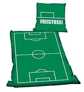Freiburg Bettwäsche Freistoss für Fußballfans