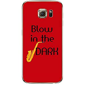 Skin4gadgets BLOW IN THE DARK Phone Skin for SAMSUNG GALAXY S6 EDGE PLUS