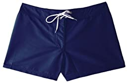 Point Conception Girls Lifeguard (MNA) 7-16 Hip Rding Boardshort 3 3/4\