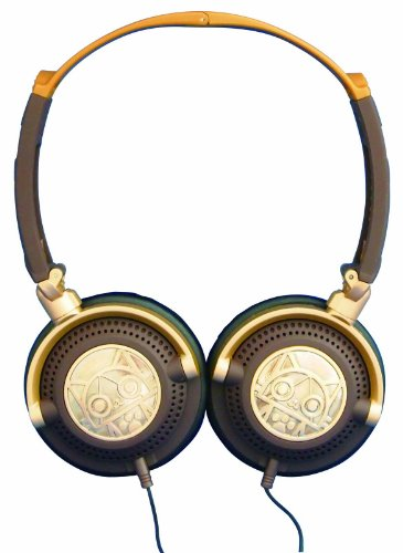 Monster Hunter Stereo Headphone Airou Type (Japan Import)