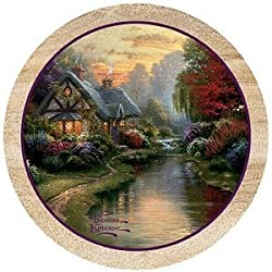A Quiet Evening - Thomas Kinkade Thirstystone Coasters