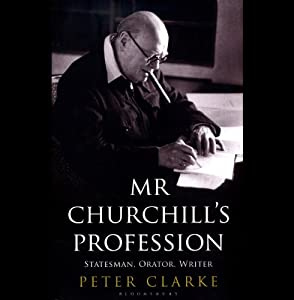 Mr. Churchill's Profession Audiobook