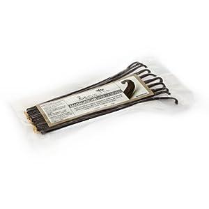 5 Premium Bourbon Madagascar Vanilla Beans