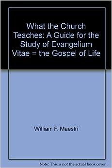 An analysis of the response to evangelium vitae