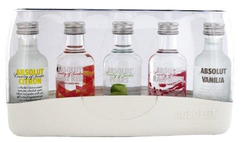 vodka-absolut-5-x-miniatures-gift-set