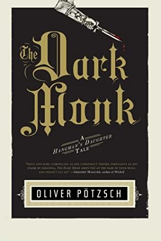 book cover of The Dark Monk
