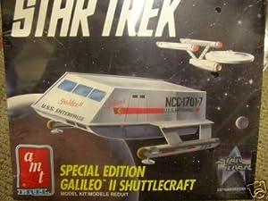 Star Trek Special Edition Galileo 2 Shuttlecraft Model Kit