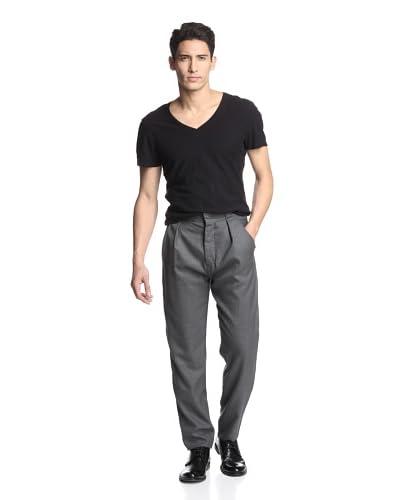 Alexandre Plokhov Men's Box Pleat Trouser