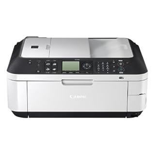 Canon PIXMA MX350 - Impresora multifunción de tinta color (3.4 ipm, A4 / Letter (216 x 297 mm))