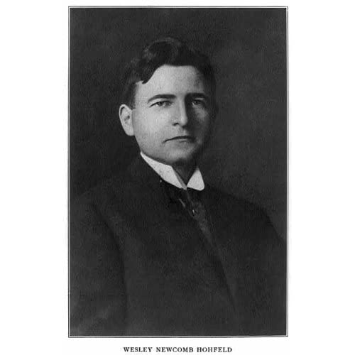 Amazon.com: Photo: Wesley Newcomb Hohfeld, 1879-1918, American jurist