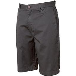Billabong Men\'s Carter Shorts, Black, 32