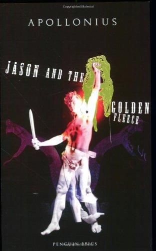Jason and the Golden Fleece (Penguin Epics)