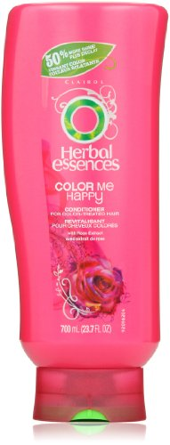 Herbal Essences Color Me Happy Hair Conditioner For Color-Treated Hair 23.7 Fl Oz (Pack of 3)
