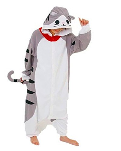 Cat Onesie For Adults front-1073484