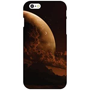 Apple iPhone 6 Back cover - Clouds Designer cases