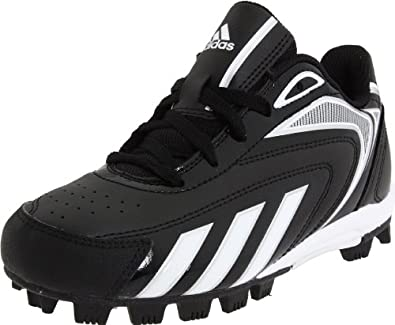 adidas HotStreak Mid J Baseball Cleat (Toddler Little Kid Big Kid) by adidas