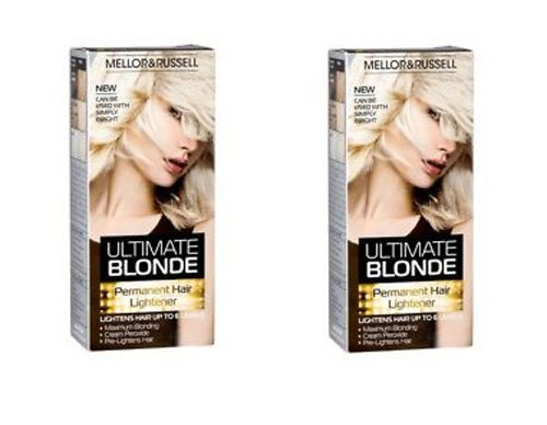 2-x-mellor-russell-ultimate-blonde-permanent-hair-lightener-with-cream-peroxide-lightens-up-to-6-lev