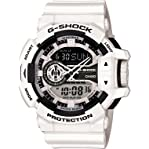 Casio G-Shock GA-400-7A Multi-Dimensional Analog Digital Watch