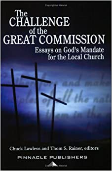 The great commission essay