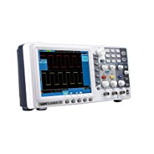 Owon SDS5032E-V Digital Storage Oscilloscope with VGA Port, 2 Channels, 30MHz, 250MS/s Sample Rate