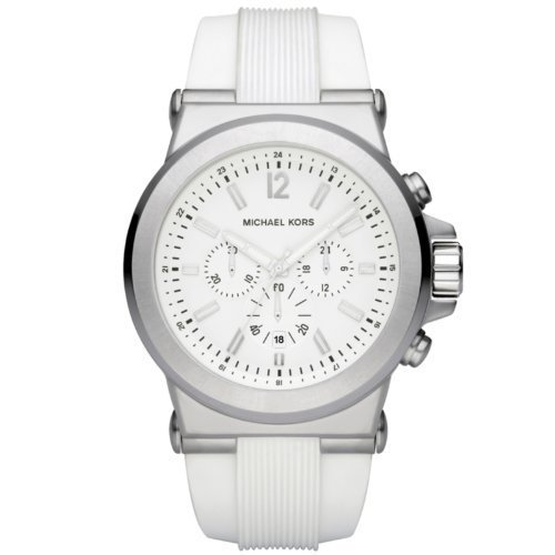Michael Kors Watches Dylan (White)