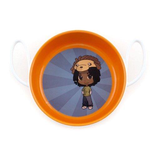 Rooware Bio-based Roobowl (Orange - Kai) - 1