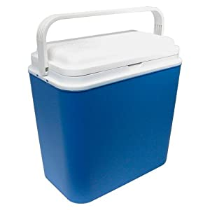 Carpoint 0510227 Hot and Cold Coolbox 24 L 12/230 V