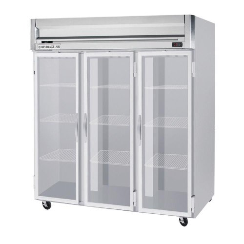 Glass Door Beverage Refrigerators front-22327