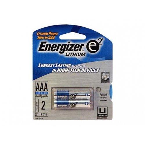 Pile lithium Energizer FR03 (2 unités sous blister)