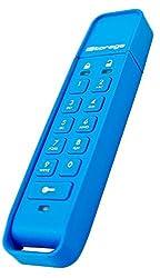 Istorage Is-Fl-Dap-Db-32 Datashur Personal 32Gb 256 Bit Usb Flash Drive -Blue