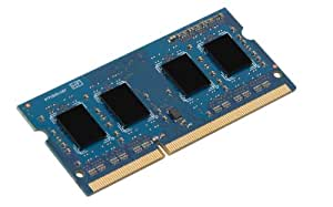 Kingston ValueRAM 2GB DDR3 1333MHz SODIMM Notebook Memory (KVR1333D3S8S9/2G)
