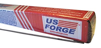 US Forge Welding Electrode E6013 1/8-Inch by 14-Inch 5-Pound Box #51333 from Us Forge