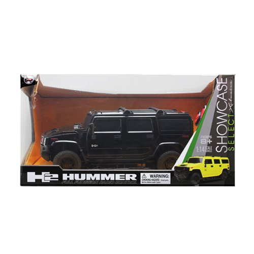 XTR TOYS 1:14 Scale H2 Hummer Radio Control RC Car Vehicle Toys Assorted Color (Hummer Rc compare prices)