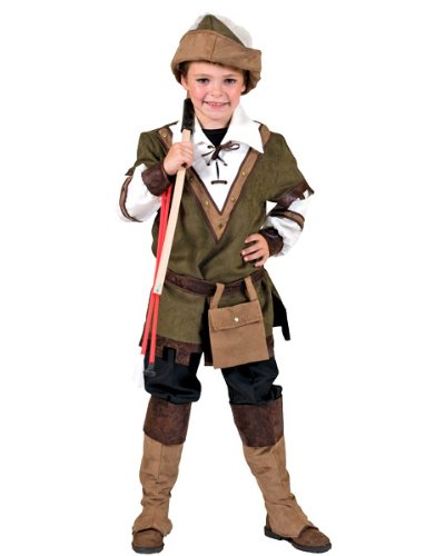 Forest Robin Hood Boys Costume