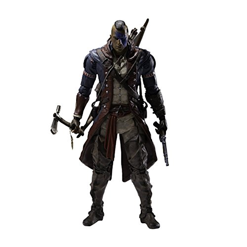 "Action Figures Assassin's Creed Series 5 Revolutionary Connor 6"" Hero Series Toys"