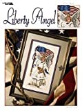 img - for Liberty Angel Cross Stitch book / textbook / text book