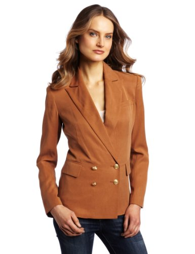 Robert Rodriguez Women's Double Breasted Blazer