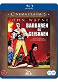 The Barbarian and the Geisha (Blu-ray + DVD) (1958) (Region 2) (Import)