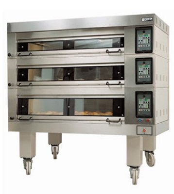 Doyon 4T-1 2083 Single Bakery Deck Oven, 208V/3, Each
