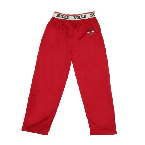 NBA Chicago Bulls Boys Sleepwear / Pajama Pants Large Red at Amazon.com