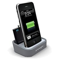 Kensington K33457US Charging Dock with Mini Battery Pack for iPhone and iPod, including iPhone 4