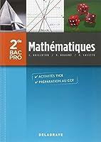 Mathématiques 2e Bac Pro