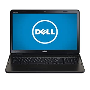 Dell Inspiron i17RN-4235BK 17-Inch Laptop (Diamond Black)