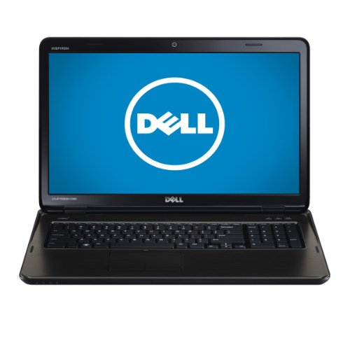 Dell Inspiron i17RN-4235BK 17-Inch Laptop (Diamond Black)