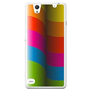 a AND b Designer Printed Mobile Back Cover / Back Case For Sony Xperia C4 (SONY_C4_1785)