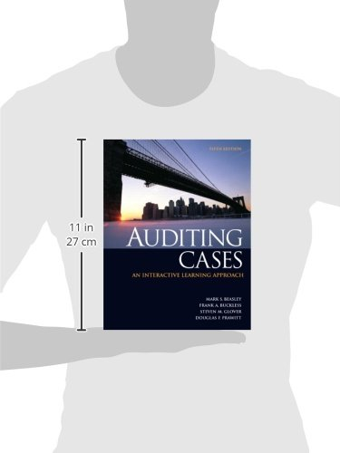 case12 3 auditing cases an interactive learning approach 4th edition Auditing a risk-based approach to conducting a quality audit 4% cengage learning academic research cases, 1 12 ford and toyota, 1 1 3.
