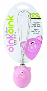 Jo!e Piggy Wiggy Little Egg Whisk