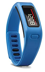 Garmin Vivofit Wireless Fitness Wrist Band and Activity Tracker with Heart Rate Monitor - Blue